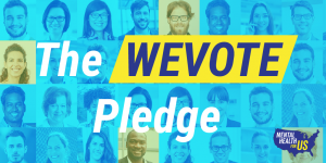 The WeVote Pledge