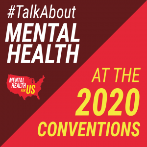 TalkAboutMentalHealth at the 2020 Conventions